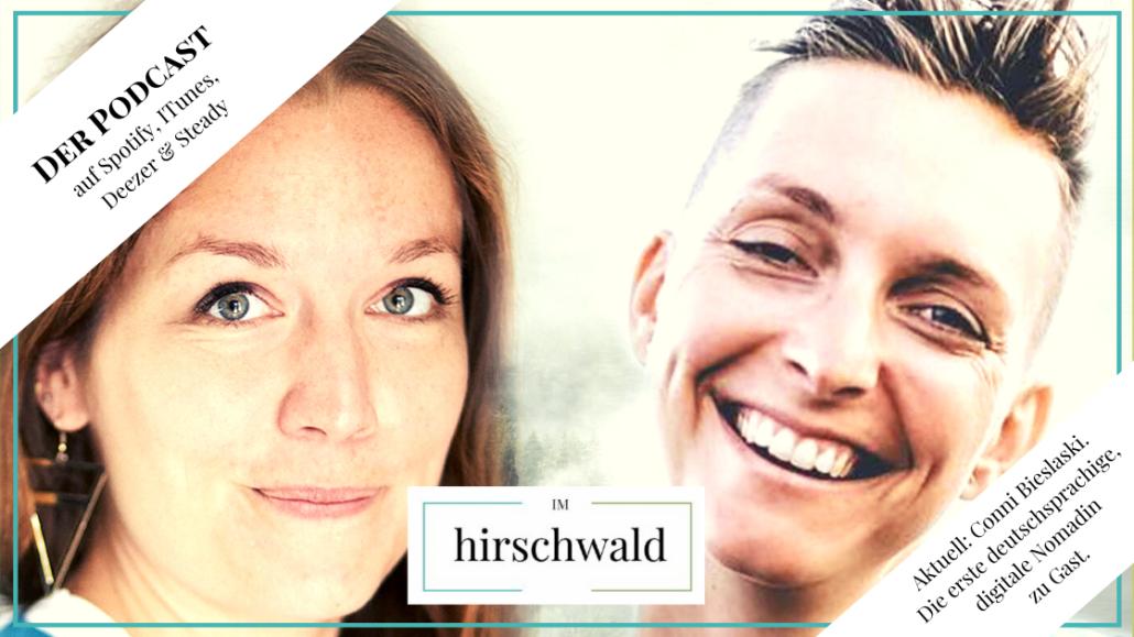 Im Hirschwald der Podcast