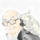 Friedrich Dürrenmatt hat einen Vogel und einen sehr eigenen Schreibstil