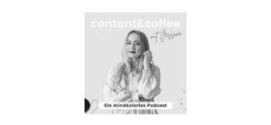 Content & Coffee Logo Jessica Diehl